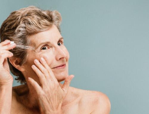 El tratamiento de ácido hialurónico para acabar con las ojeras del Dr. Fernández en  la revista ELLE